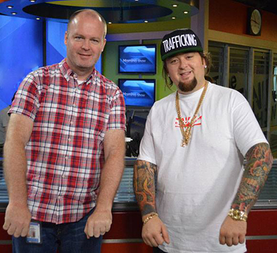Austin Russell (Chumlee)