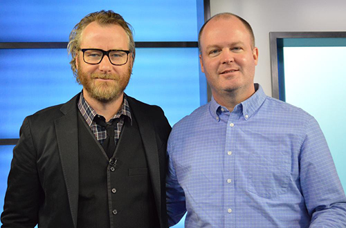 Matt Berninger of The National