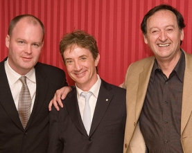 Martin Short and Joe Flaherty