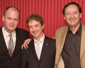 Martin Short and Joe Flaherty
